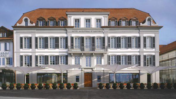 Hôtel d'Angleterre - Lausanne, Schweiz