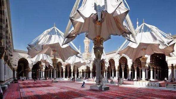Courtyard - Medina, Saudi-Arabien