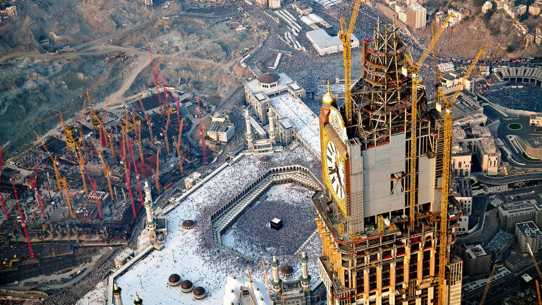 The Makkah Royal Clock Tower Sl Rasch