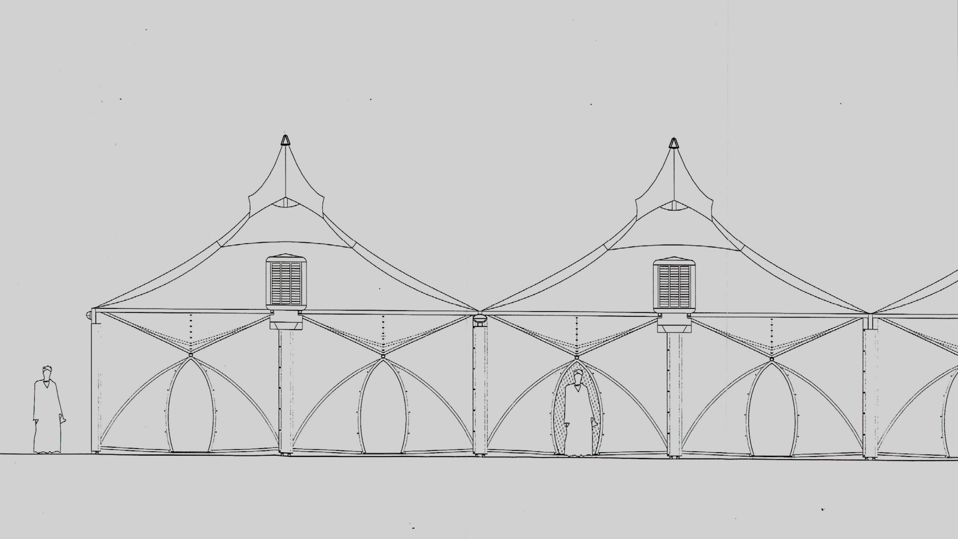 Traditional contours