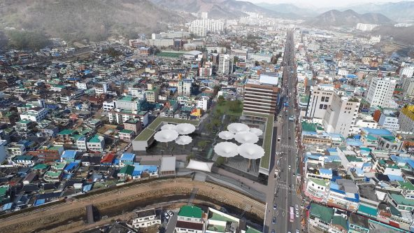 City Garden - Suncheon, Korea