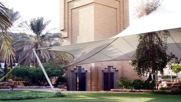 M.O.M.R.A. Garden Tent - Riad, Saudi-Arabien