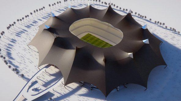 Al Bayt Stadion - Al-Chaur, Katar