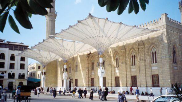 Al-Hussein-Moschee - Kairo, Ägypten